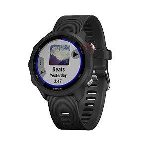 Monitor Cardíaco de pulso com GPS Garmin FORERUNNER 245 Music