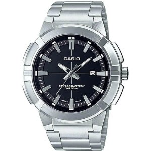 Relógio Casio Collection Masculino MTP-E172D-1AVDF