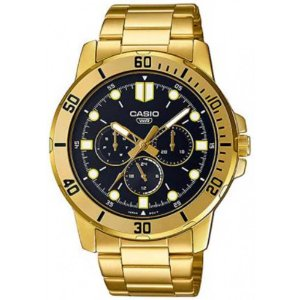 Relógio Casio Collection Masculino MTP-VD300G-1EUDF