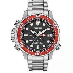 Relógio Citizen Masculino Eco-Drive Aqualand PROMASTER TZ31141V BN2039-59E