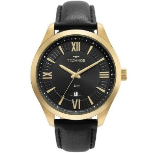 Relógio Technos Masculino Classic Steel 2115MXV/0P