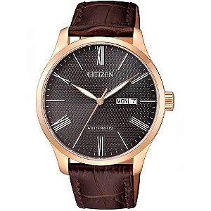 Relógio Citizen Masculino Automático TZ20804P NH8353-00H