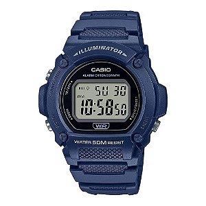 Relógio Casio Masculino Standard W-219H-2AVDF