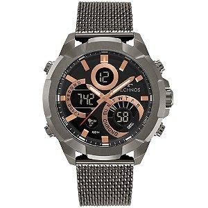 Relógio Technos Masculino Ts_Digiana W23721AAB/1P