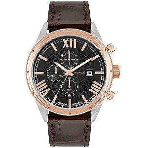 Relógio Technos Masculino GrandTech JS15FU/0P
