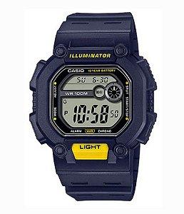 Relógio Casio Standard W-737H-2AVDF