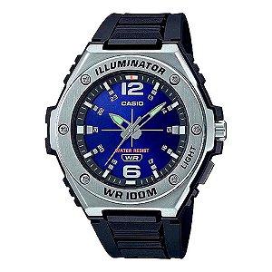 Relógio Casio Standard Masculino MWA-100H-2AVDF