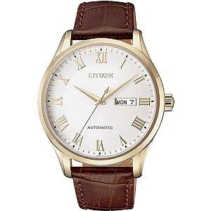 Relógio Citizen Masculino Automático TZ20797M NH8363-14A