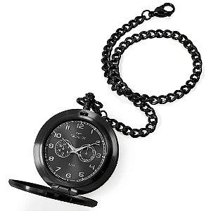 Relógio de bolso Technos Masculino Heritage VD77AB/4P