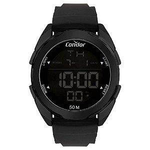 Relógio Condor Masculino Digital Preto - COBJK006AA/9P
