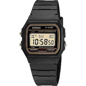 Relógio Casio Standard F-91WG-9QDF