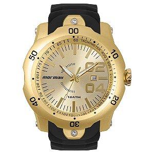 Relógio Mormaii Masculino Urban Dourado - MOPC32AB/8X