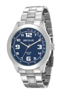 Relógio Seculus Masculino 28887G0SVNA1
