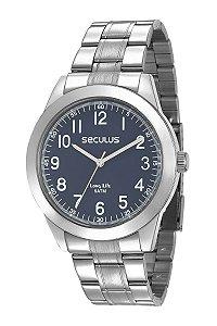 Relógio Seculus Masculino 28937G0SVNA2