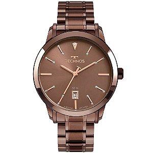 Relógio Technos Feminino Elegance Dress 2115MUW/4M