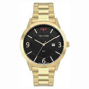 Relógio Technos Masculino Classic Steel 2115MOF/4D