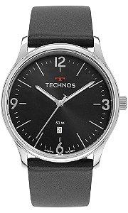 Relógio Technos Classic Steel Masculino 2115MUN/0P