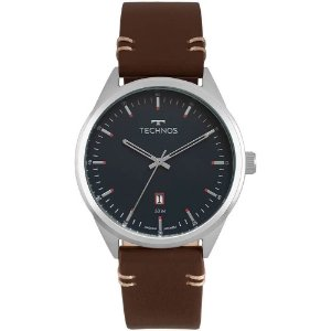 Relógio Technos Classic Steel Masculino 2115MSC/0A