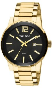 Relógio Technos Classic Golf Masculino 2115TT/4W