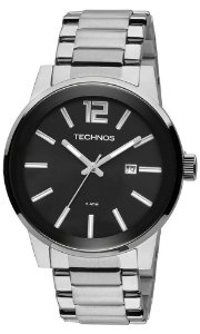Relógio Technos Classic Golf Masculino 2115TU/1C