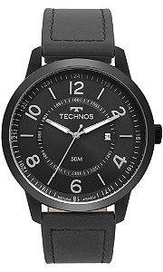 Relógio Technos Masculino Steel 2115MSR/2P