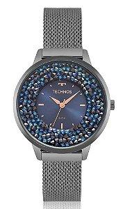 Relógio Technos Feminino Crystal 2035MQC/5A