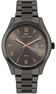 Relógio Technos Masculino Steel 2115MRY/4C