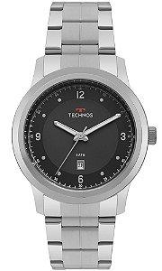 Relógio Technos Masculino Steel 2115MRH/1P
