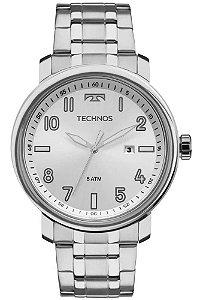 Relógio Technos Steel Masculino 2115NMH/1K