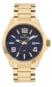 Relógio Technos Masculino Classic Steel 2115KPR/4A