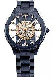 Relógio Technos Feminino Elegance Crystal F03101AD/4W