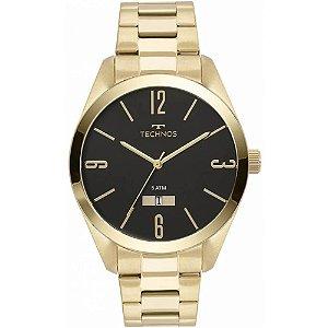 Relógio Technos Masculino Steel 2115MNW/4P