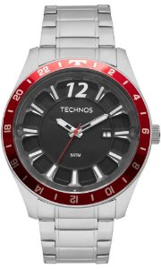 Relógio Technos Masculino Racer 2117LAR/1P