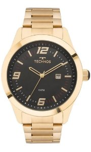 Relógio Technos Masculino Racer 2115MNZ/4P