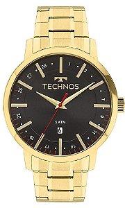 Relógio Technos Steel Masculino 2115MMK/4P