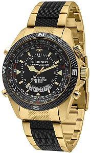 Relógio Technos Masculino SkyDiver T205FG/4P