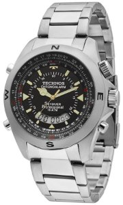 Relógio Technos Masculino Performance Skydiver T20565/1P