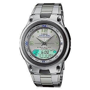 Relógio Casio Masculino Standard AW-82D-7AVDF Pesca