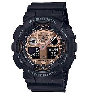 Relógio Casio G-Shock Masculino GA-100MMC-1ADR