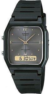 Relógio Casio Unissex AW-48HE-8AVDF