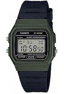 Relógio Casio F-91WM-3ADF