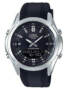 Relógio Casio Masculino Standard AMW-840-1AVDF
