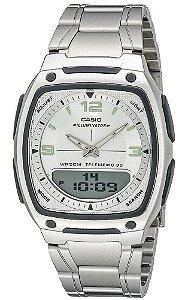 Relógio Casio Masculino Standard AW-81D-7AVDF