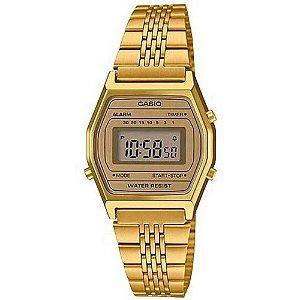 Relógio Casio Vintage LA690WGA-9DF