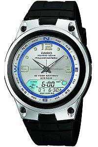 Relógio Casio Masculino Standard AW-82-7AVDF Pesca