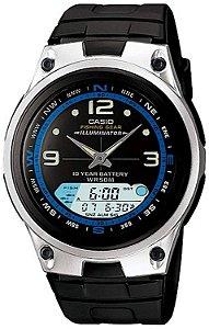 Relógio Casio Masculino Standard AW-82-1AVDF Pesca