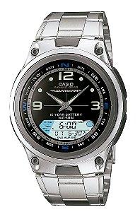 Relógio Casio Masculino Standard AW-82D-1AVDF Pesca