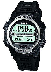 Relógio Casio Standard W-756-1AVDF