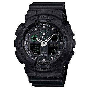 Relógio Casio G-Shock Masculino GA-100MB-1ADR