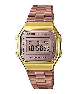 Relógio Casio Unisex Vintage A168WECM-5DF